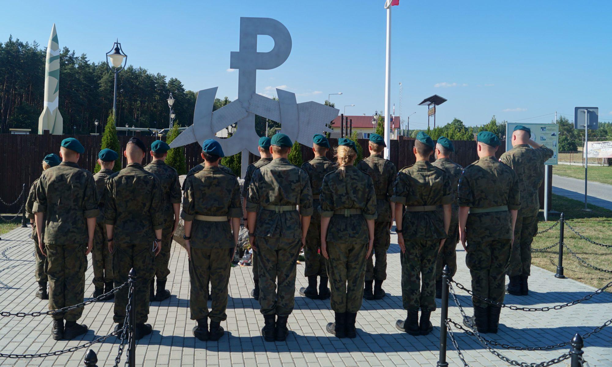 Jednostka Strzelecka 2002 Tarnobrzeg